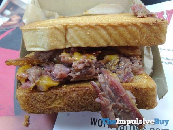Arby s Smokehouse Beef Short Rib Sandwich