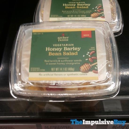 Archer Farms Honey Barley Bean Salad