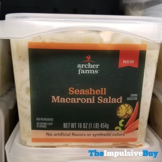 Archer Farms Seashell Macaroni Salad