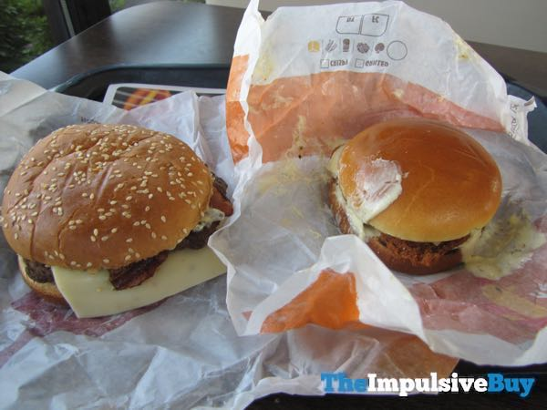 REVIEW: Burger King Jalapeno King and Spicy Crispy Jalapeno Chicken Sandwich