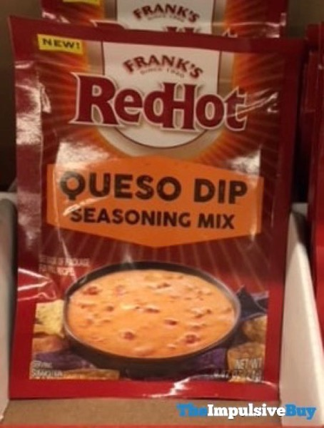 Frank s Red Hot Queso Dip Seasoning Mix