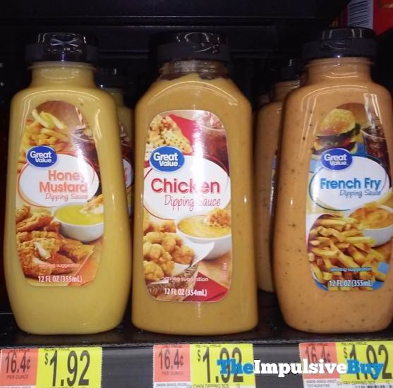 Great Value French Fry Dipping Sauce