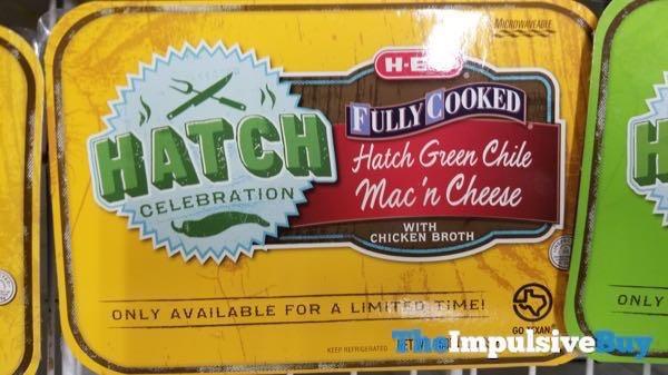 H E B Hatch Celebration Hatch Green Chile Mac  n Cheese