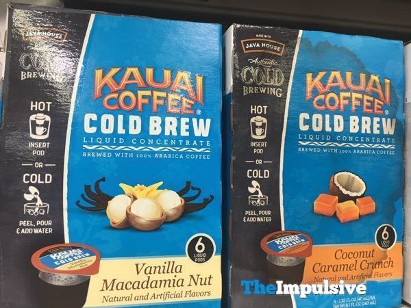 Kauai Coffee Cold Brew Liquid Concentrate