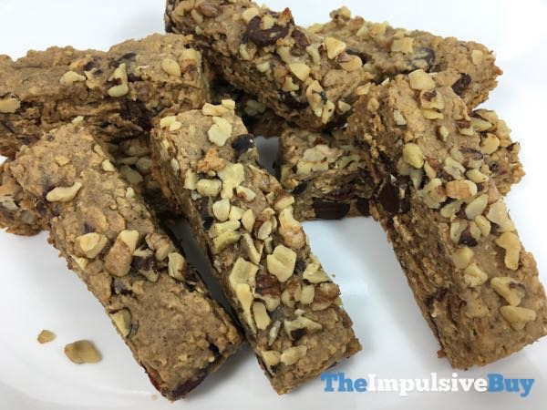 Nestle Toll House Simply Delicious Snack Bar Dough Cranberry Walnut with Dark Chocolate 2