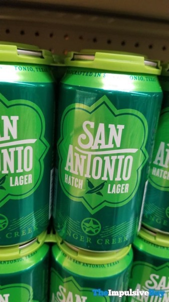 Ranger Creek San Antonio Hatch Lager