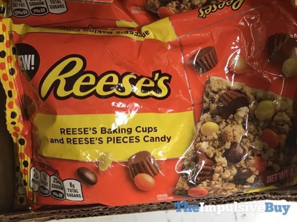 Reese s Baking Cups and Reese s Pieces Candy