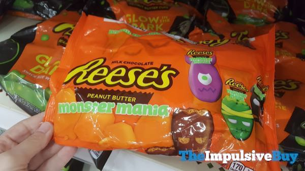 Reese s Peanut Butter Monster Mania