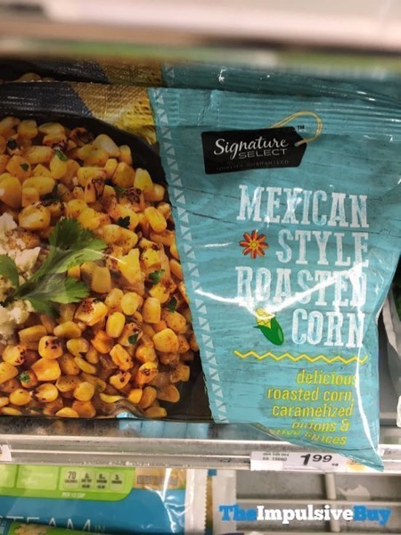 Safeway Signature Select Mexican Style Roasted Corn
