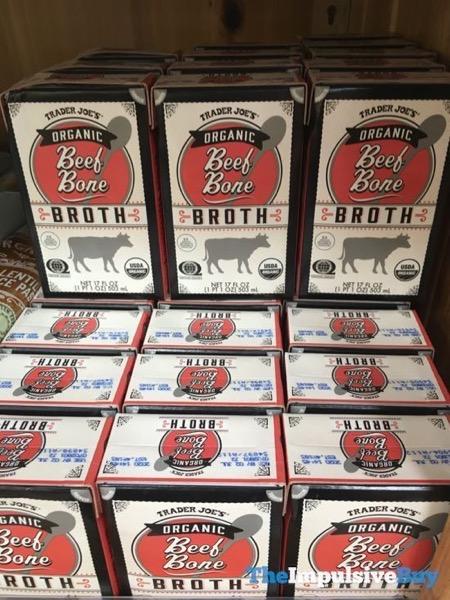 Trader Joe s Organic Beef Bone Broth