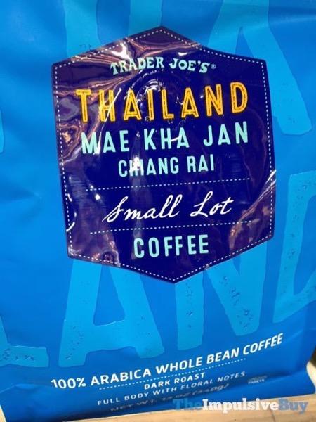 Trader Joe s Thailand Mae Kha Jan Chiang Rai Small Lot Coffee