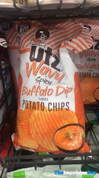 Utz Wavy Spicy Buffalo Dip Potato Chips