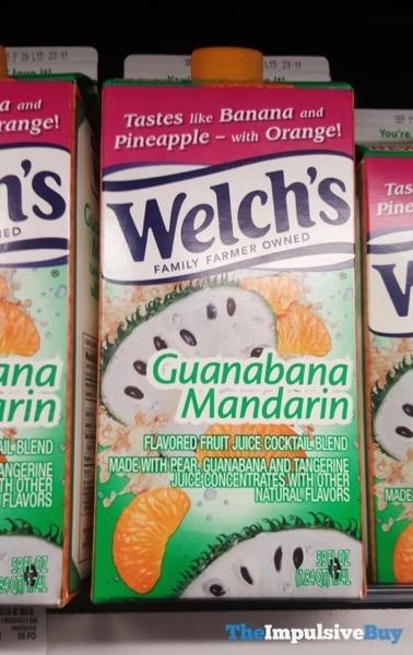 Welch s Guanabana Mandarin