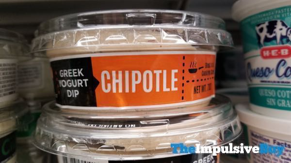 Dip It by Pilar Chipotle Greek Yogurt Dip