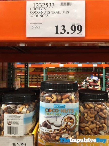 Hoody s Coco Nuts Trail Mix