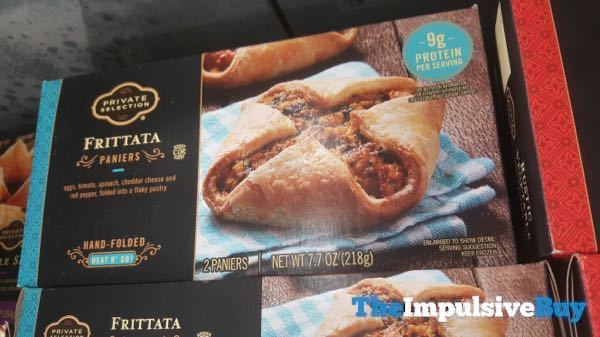 Kroger Private Selection Frittata Paniers