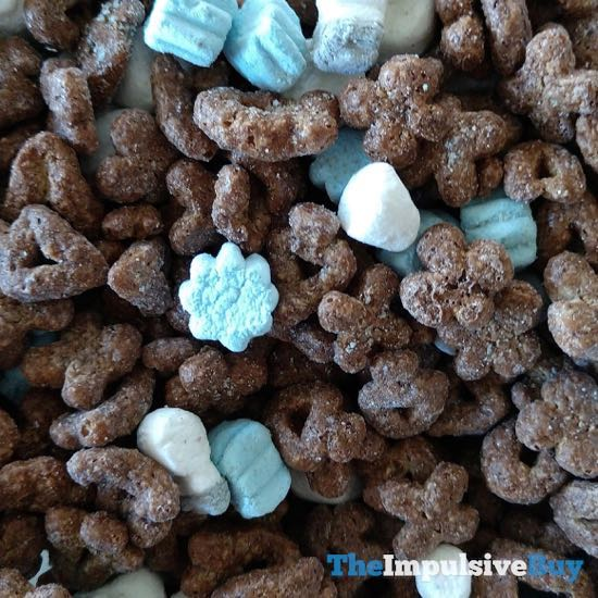 Limited Edition Chocolatey Winter Lucky Charms Cereal 4
