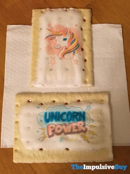 Limited Edition Unicorn Power Frosted Cherry Pop Tarts 2