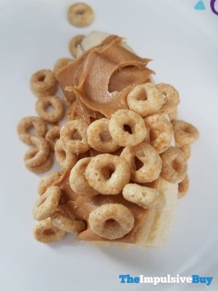 Maple Cheerios Cereal 4