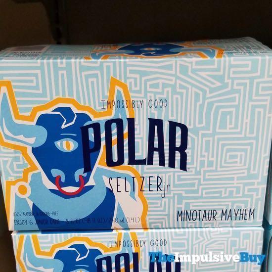 Polar Seltzer Jr Minotaur Mayhem