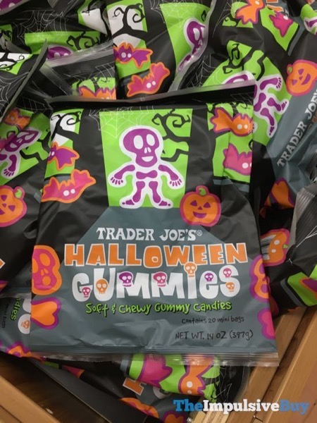 Trader Joe s Halloween Gummies