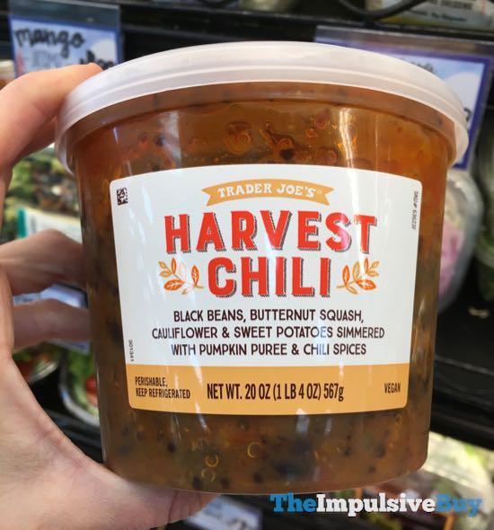 Trader Joe s Harvest Chili