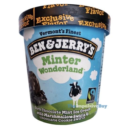 Ben  Jerry s Exclusive Flavor Minter Wonderland