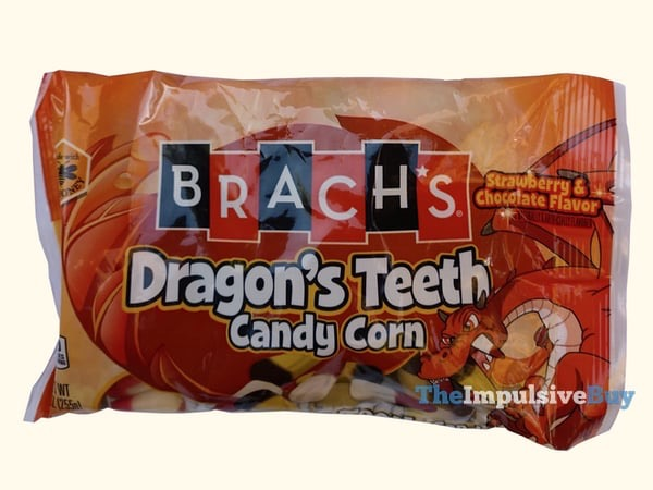 Brach's Dragon's Teeth Candy Corn