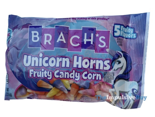 Brach's Unicorn Horns Fruity Candy Corn