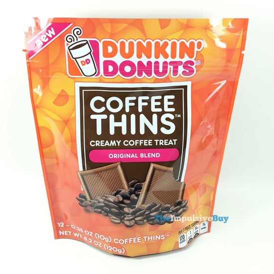 Dunkin' Coffee Thins
