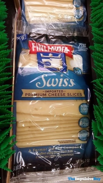 Finlandia Swiss Imported Premium Cheese Slices