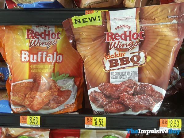 Frank s Red Hot Wings Buffalo and Kickin BBQ