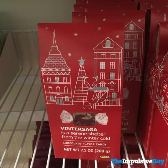 IKEA Vintersaga Chocolate Flavor Candy