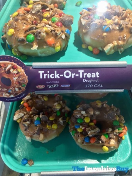 Krispy Kreme Trick or Treat Doughnut 2