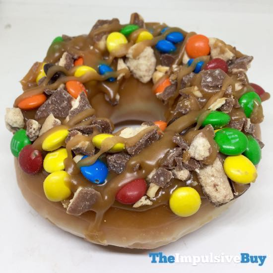 Krispy Kreme Trick or Treat Doughnut