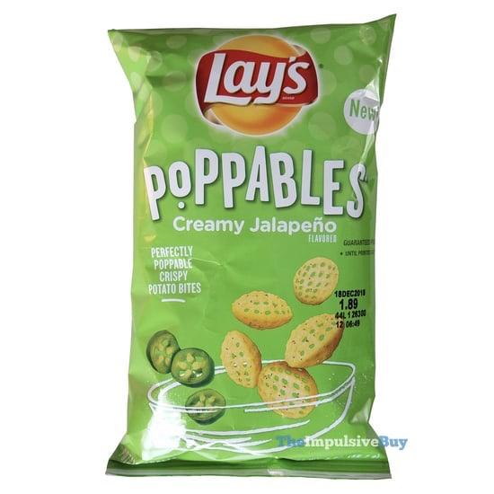 Lay's Poppables Creamy Jalapeno