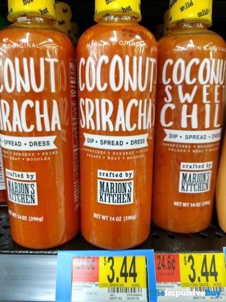 Marion s Kitchen Coconut Sriracha