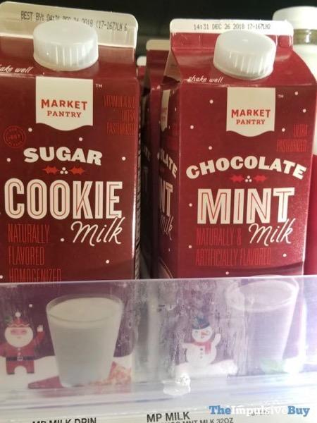 Market Pantry Sugar Cookie Milk