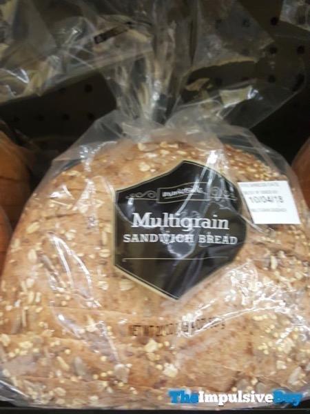 Marketside Multigrain Sandwich Bread
