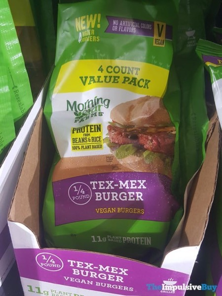 Morningstar Farms Tex Mex Burger