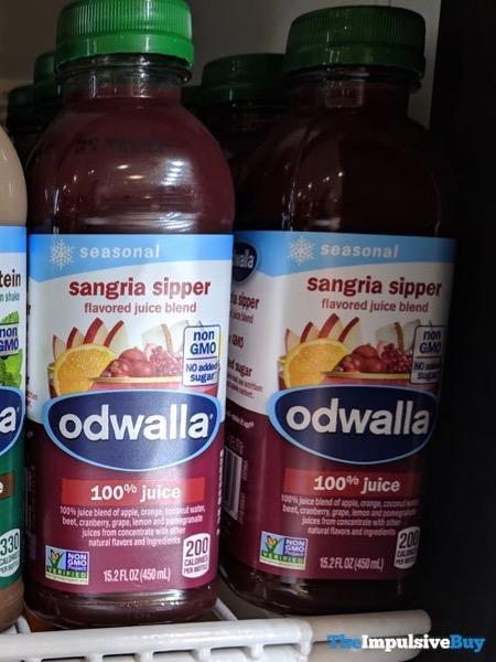 Odwalla Seasonal Sangria Sipper