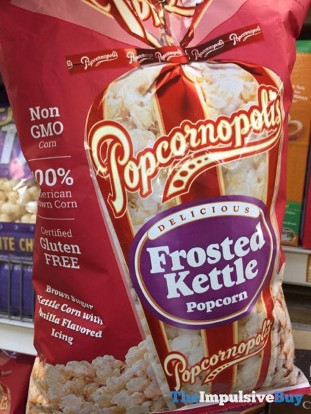 Popcornopolis Frosted Kettle Popcorn