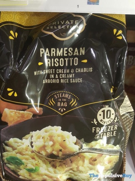 Private Selection Steams in the Bag Parmesan Risotto
