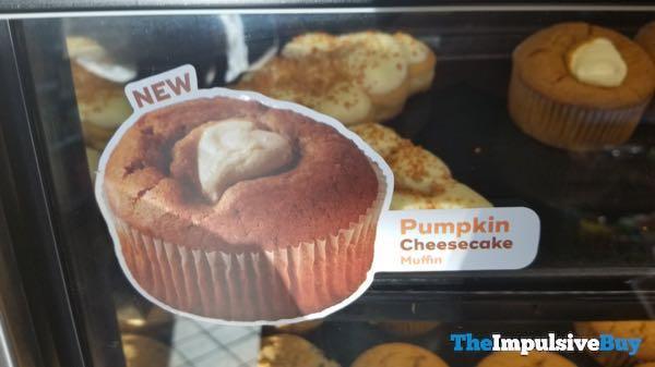 QuikTrip Pumpkin Cheesecake