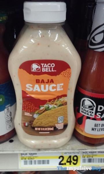 Taco Bell Baja Sauce