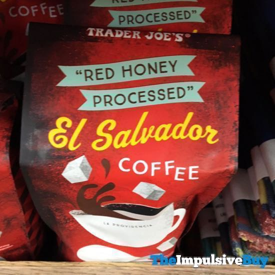 Trader Joe s Red Honey Processed El Salvador Coffee