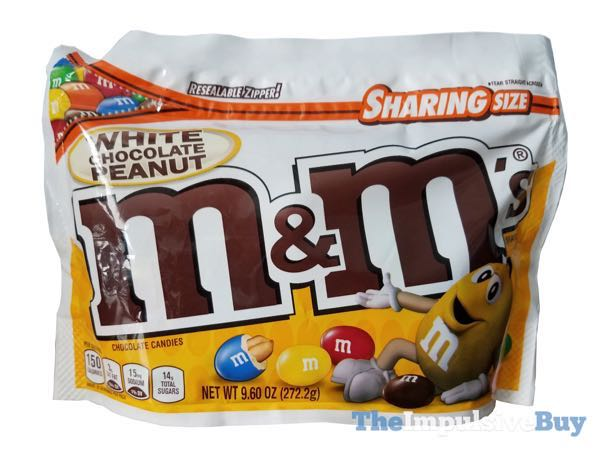 White Chocolate Peanut M M s