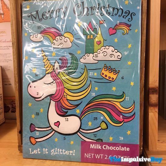 Windel Unicorn Advent Calendar