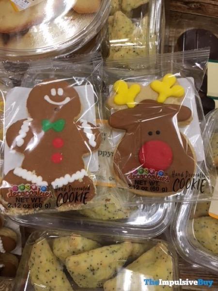 Decocookies Gingerbread Man And Reindeer Jpg The Impulsive Buy
