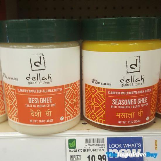 Dellah Desi Ghee and Seasoned Ghee